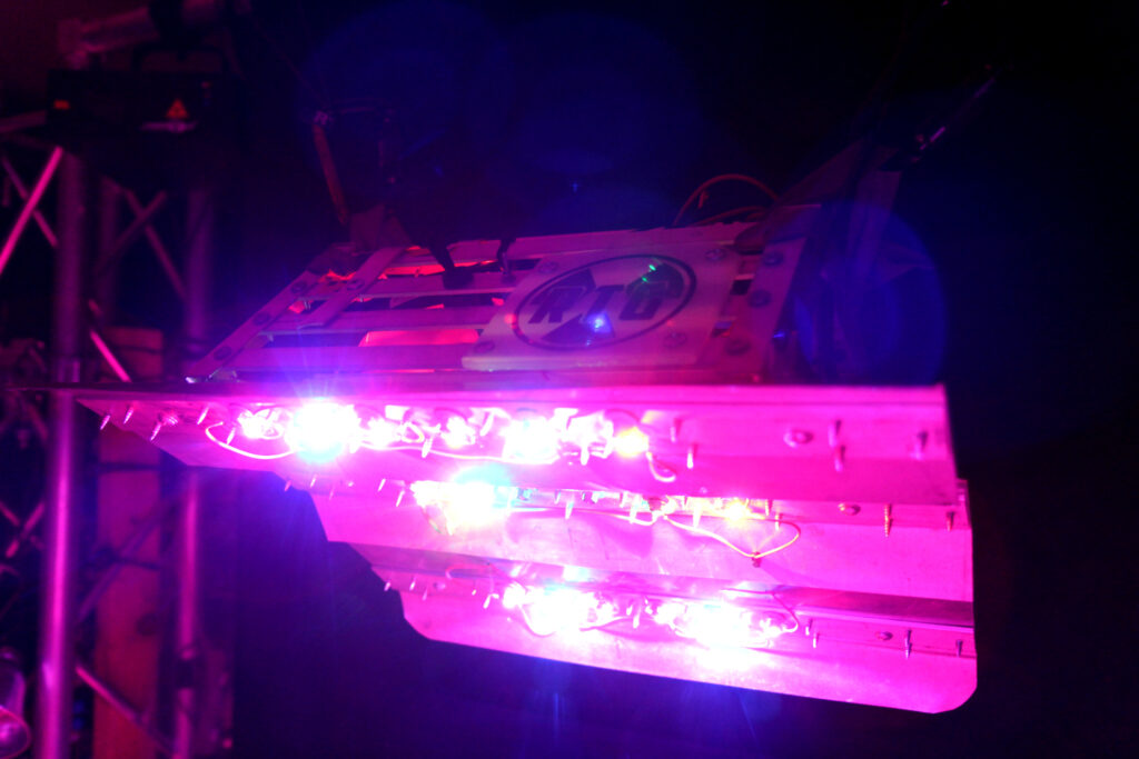 3 CEL LED grow light